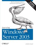 Learning Windows Server 2003