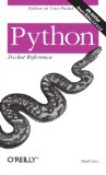 Python Pocket Reference: Python in Your Pocket (Pocket Reference (O'Reilly))
