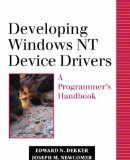 Windows NT Device Driver Development
