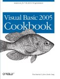 Microsoft  Visual Basic  .NET Programmer's Cookbook (Pro-Developer)