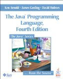 Javau2122 Programming Language, The (4th Edition)