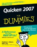 Quicken 2007: The Official Guide