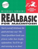 REALbasic for Macintosh: Visual QuickStart Guide (Visual QuickStart Guides)