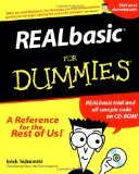 REALbasic for Dummies (with CD-ROM)