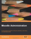 Moodle as a Curriculum and Information Management System