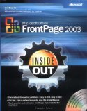 Microsoft Office FrontPage 2003 Inside Out (Bpg-Inside Out)