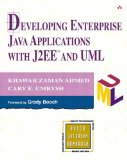 Developing Enterprise Java Applications with J2EEu2122 and UML