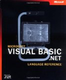Microsoft  Visual Basic  .NET Language Reference (Pro-Documentation)