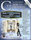 C++ How to Program (4th Edition)
