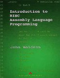 Introduction to RISC Assembly Language Programming