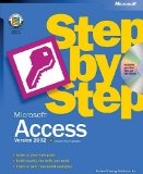 Microsoft Access Version 2002 Step by Step (Step by Step (Microsoft))