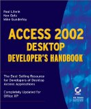 Access 2002 Desktop Developer's Handbook