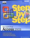 Microsoftu00ae Office Access 2003 Step by Step (Step By Step (Microsoft))
