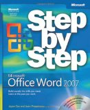Microsoftu00ae Office PowerPointu00ae 2007 Step by Step (Step By Step (Microsoft))