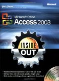 Microsoft Office Excel 2003 Inside Out (Inside Out (Microsoft))