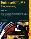 Enterprise JMS Programming (M&T Books)