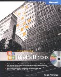 Microsoft InfoPath 2007 Quick Reference Guide on Filling & Design (Cheat Sheet of Instructions, Tips & Shortcuts - Laminated Card)