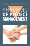 The Principles of Project Management (Collected Handbooks from the Project Management Institute)