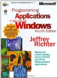 Programming Applications for Microsoft Windows (Microsoft Programming Series)