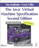 Javau2122 Virtual Machine Specification, The (2nd Edition)