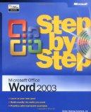 Microsoftu00ae Office PowerPointu00ae 2003 Step by Step (Step by Step (Microsoft))