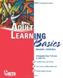 Adult Learning Basics (ASTD Training Basics Series)