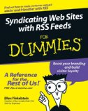 Syndicating Web Sites with RSS Feeds For Dummies u00ae