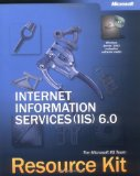 Internet Information Services (IIS) 6  Resource Kit (Pro-Resource Kit)