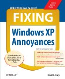 Fixing Windows XP Annoyances