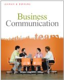 Business Communication (with Teams Handbook) (Available Titles Aplia)