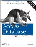 Access Data Analysis Cookbook (Cookbooks)