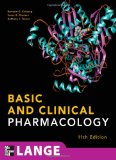 Basic and Clinical Pharmacology, 11th Edition (LANGE Basic Science)