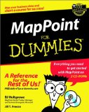 MapPoint 2002 for Dummies (With CD-ROM)