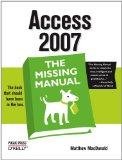 Microsoftu00ae Office Access(TM) 2007 Step by Step (Step By Step (Microsoft))