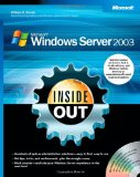 Microsoftu00ae Windows Server(TM) 2003 Inside Out (Inside Out (Microsoft))