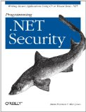 Programming .Net Security