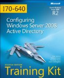 MCTS Self-Paced Training Kit (Exam 70-640): Configuring Windows Server 2008 Active Directory (Self-Paced Training Kits)