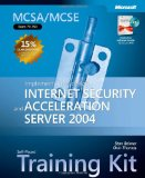 Microsoft Internet Security and Acceleration (ISA) Server 2004 Administrator's Pocket Consultant (Pro-Administrator's Pocket Consultant)