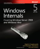 Windowsu00ae Internals: Including Windows Server 2008 and Windows Vista, Fifth Edition (Pro Developer)