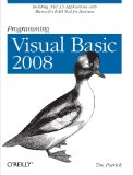 Visual Basic 2005 in a Nutshell (In a Nutshell (O'Reilly))