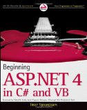 Beginning ASP.NET 4: in C# and VB (Wrox Programmer to Programmer)