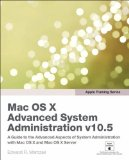 Apple Training Series: Mac OS X Server Essentials