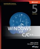 Windows via C/C++ (softcover)