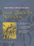 Linux Quick Fix Notebook