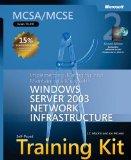 MCSA/MCSE 70-290 Exam Cram: Managing and Maintaining a Windows Server 2003 Environment (2nd Edition)