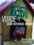 Voice User Interface Design