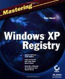 Microsoft  Windows  Registry Guide, Second Edition