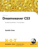 Adobe Dreamweaver CS3 Hands-On Training