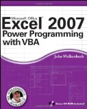Excel 2007 Power Programming with VBA (Mr. Spreadsheet's Bookshelf)