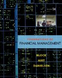 Foundations of Financial Management, 14th Edition (Book & Time Value of Money Bind-in Card)